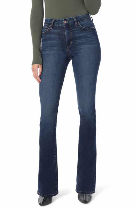 Joe's Hi Rise Honey Curvy Bootcut Jeans (Tania)