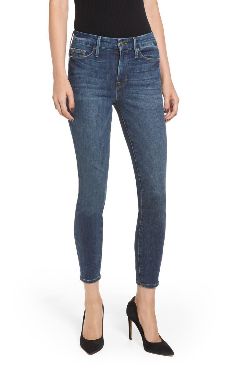 Good Legs Crop Skinny Jeans