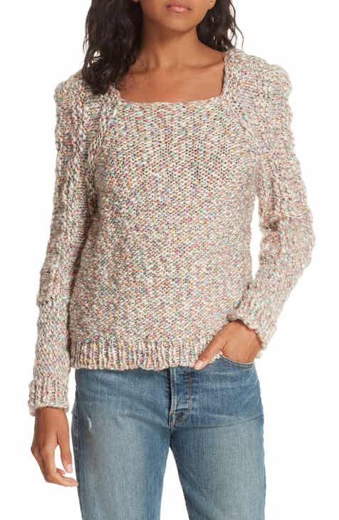 7cb26b8751 Mes Demoiselles Joplin Wool Sweater