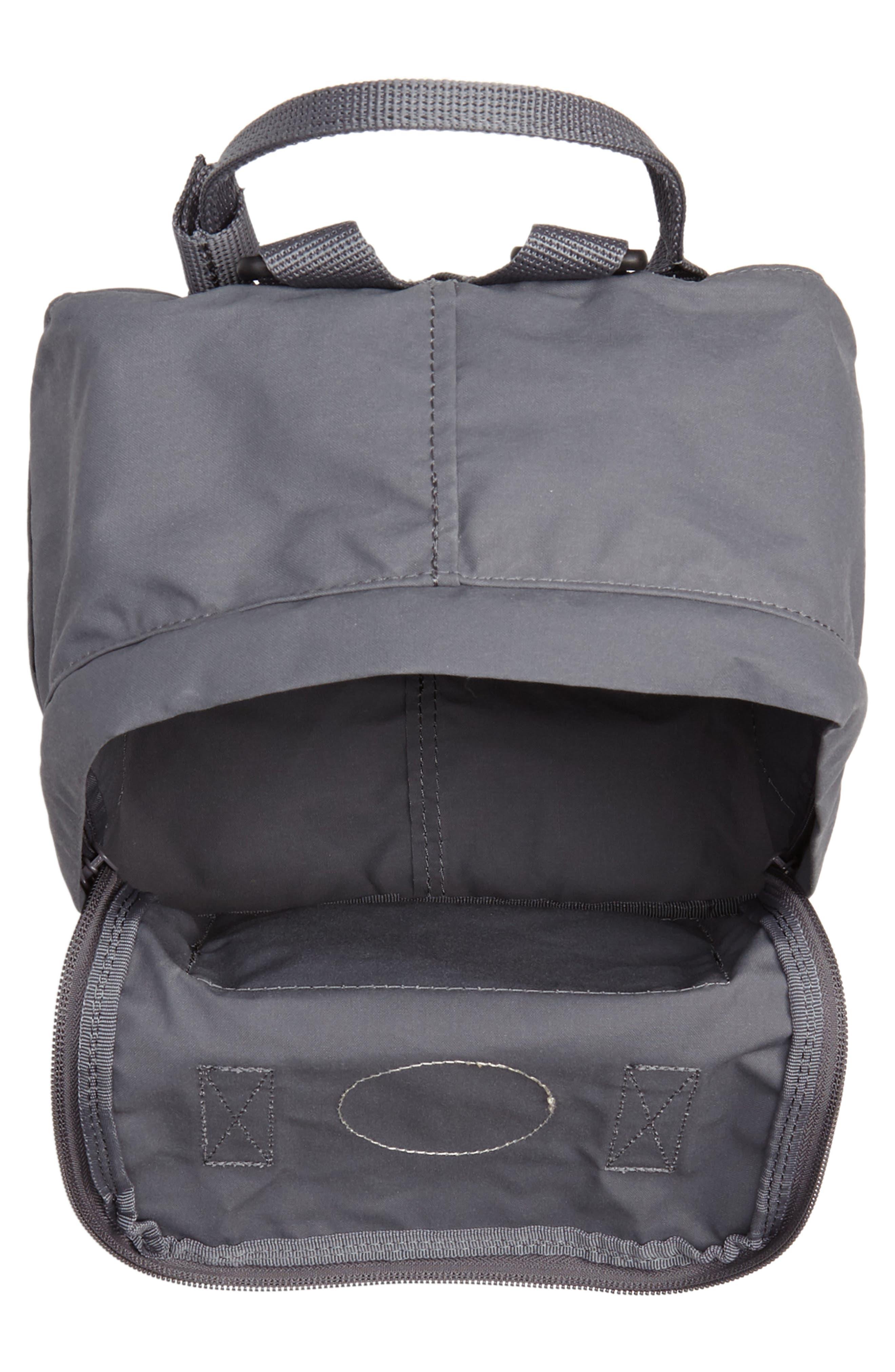 'Mini Kånken' Water Resistant Backpack,                             Alternate thumbnail 6, color,                             Super Grey