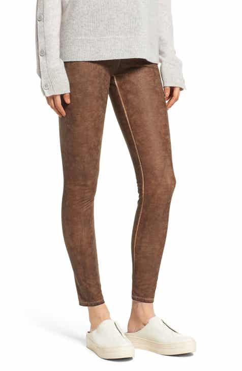 9e6553dcec5 Lyssé Faux Leather Leggings