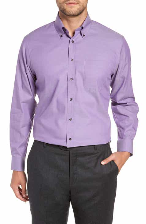 Nordstrom Men S Traditional Fit Non Iron Dress Shirt