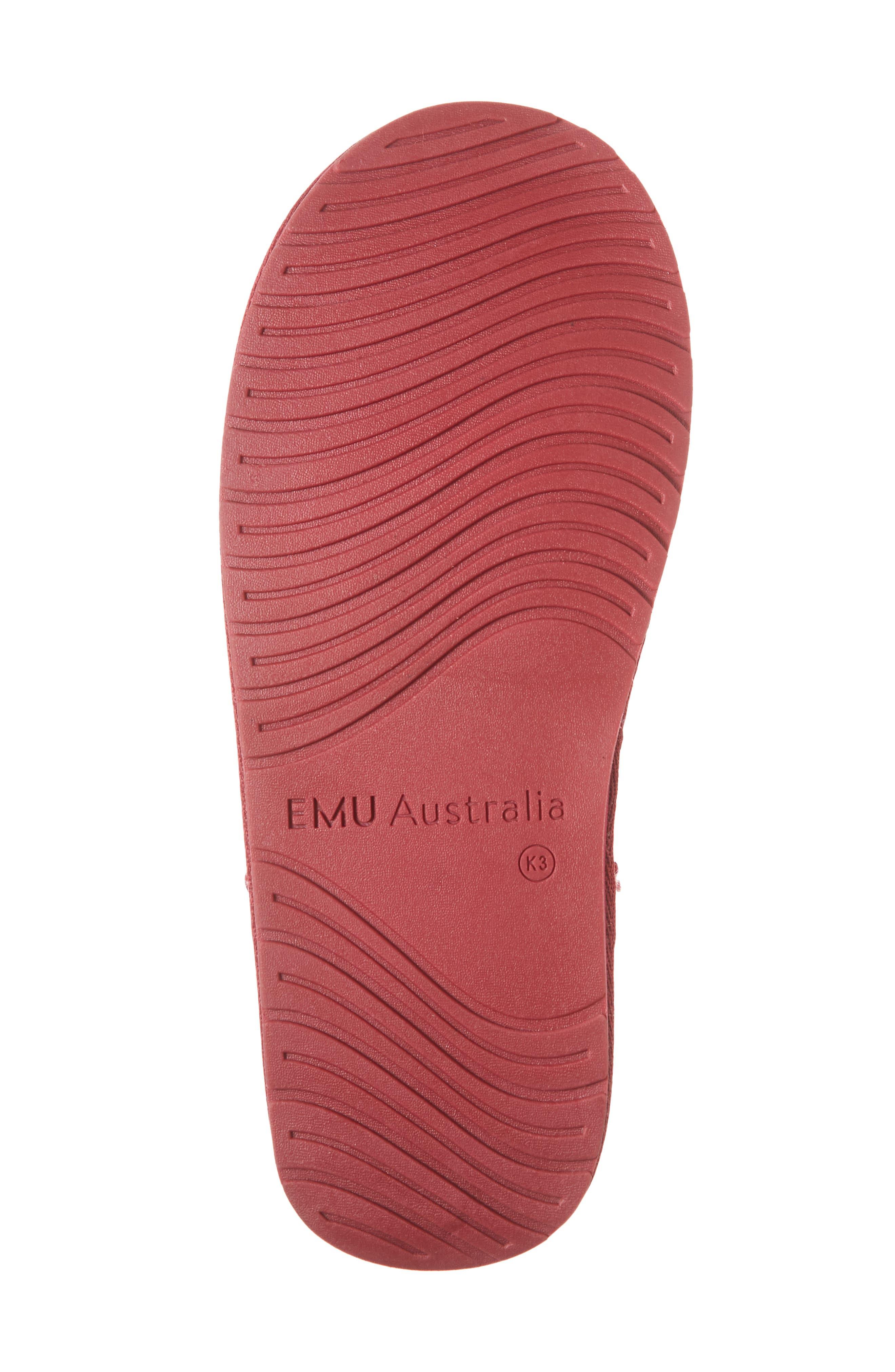 EMUAustralia Starry Night Boot,                             Alternate thumbnail 4, color,                             Fuchsia