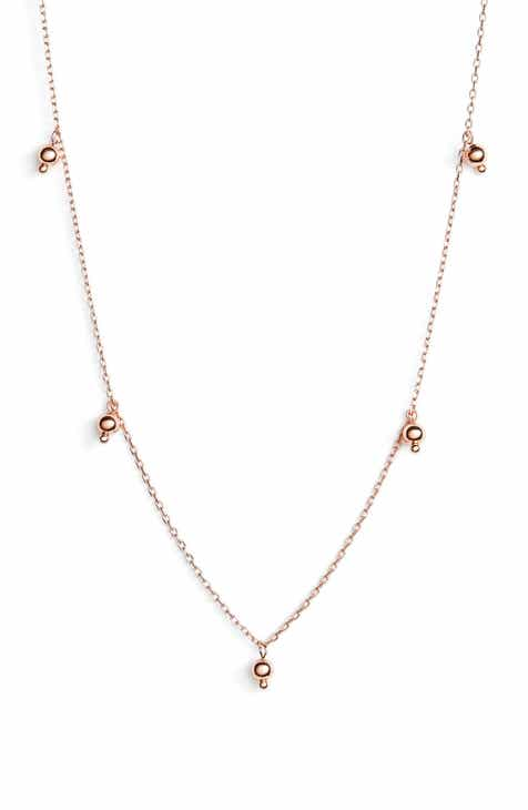 Womens necklaces nordstrom uncommon james by kristin cavallari all day necklace mozeypictures Images