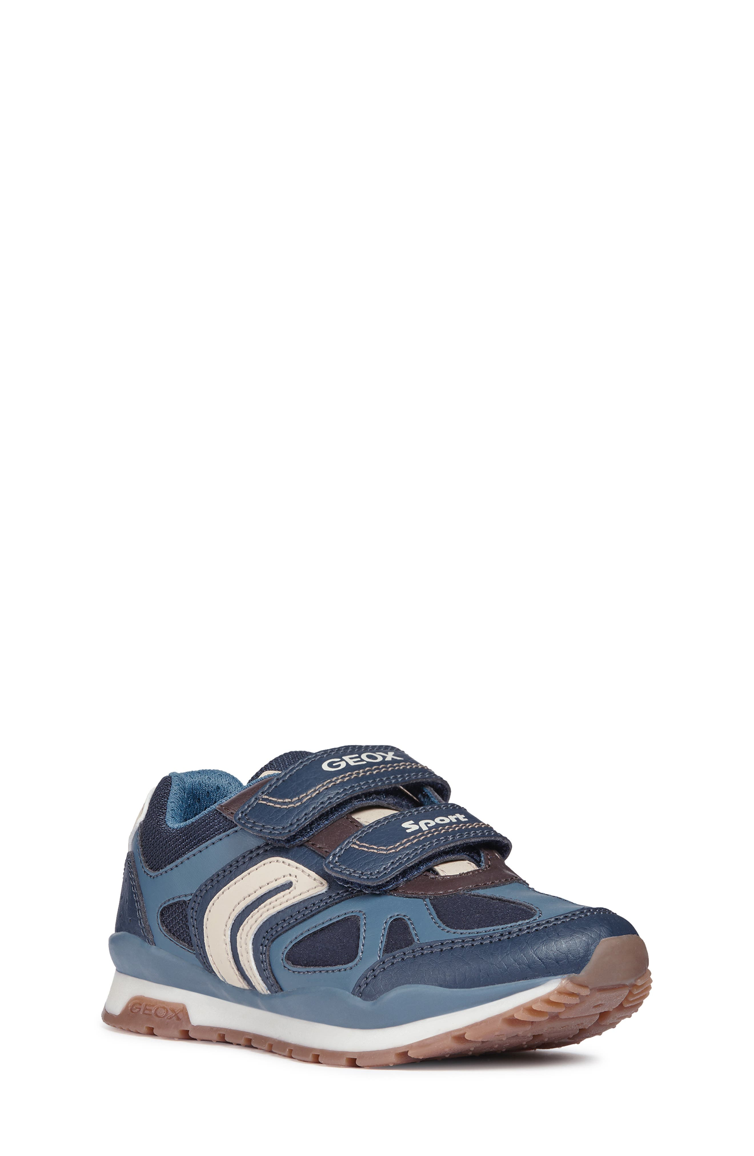 Pavel Sneaker,                         Main,                         color, Navy/Avio