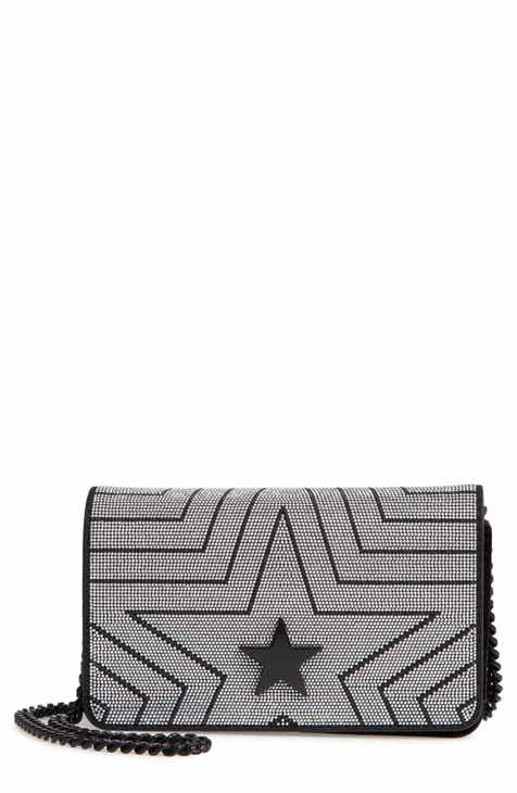 5291c97c57d5 Stella McCartney Mini Studded Star Crossbody Bag