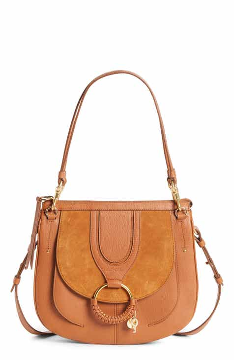 See by Chloé Hana Leather Hobo Bag 77cf282181e10