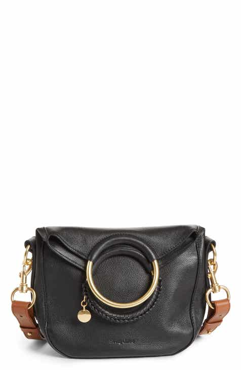 See By Chloé Small Monroe Leather Hobo