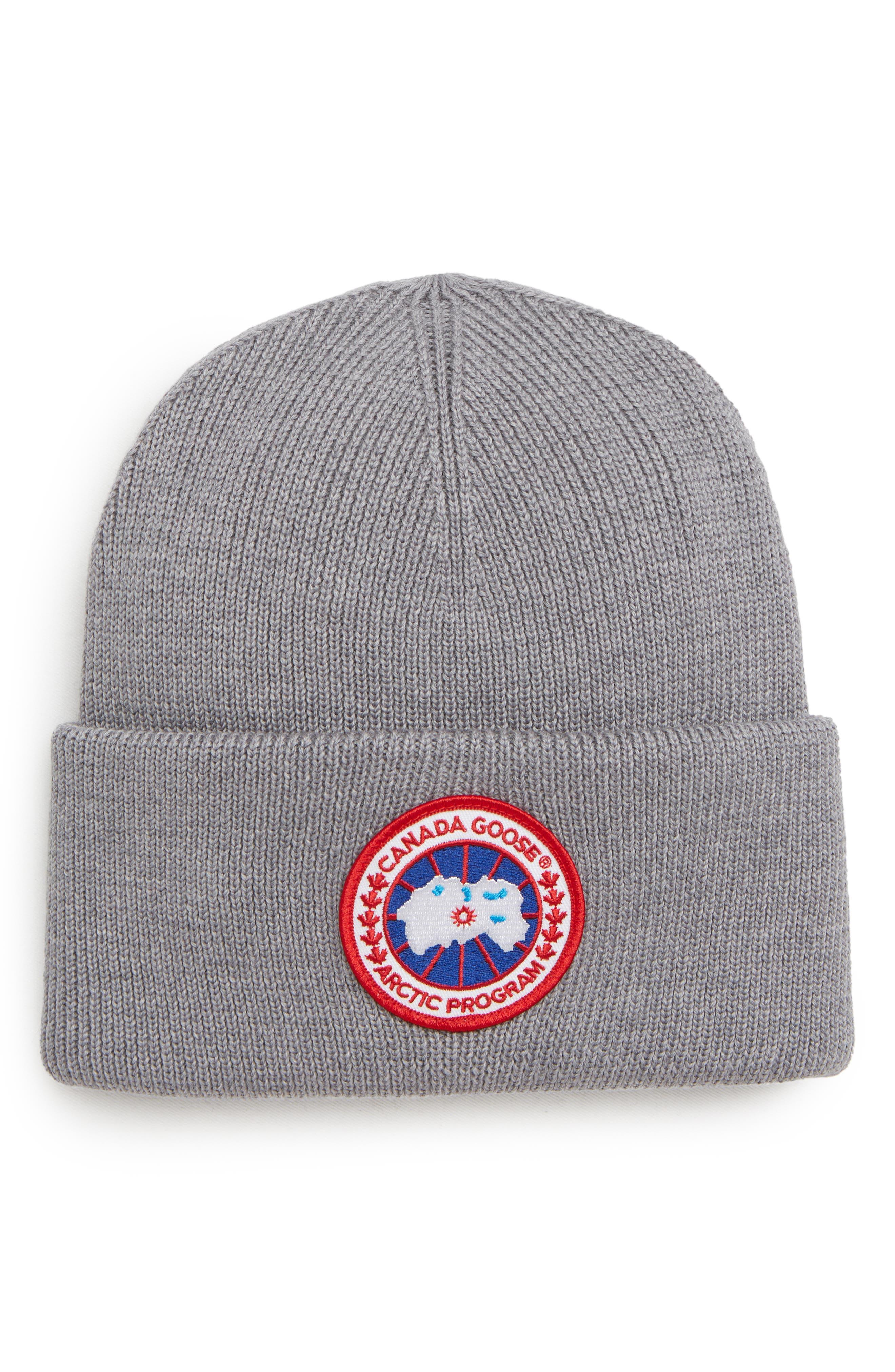 e6d66466ac56a Men s Grey Beanies  Knit Caps   Winter Hats