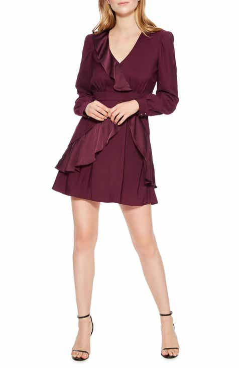 Parker Nancy Ruffle Dress