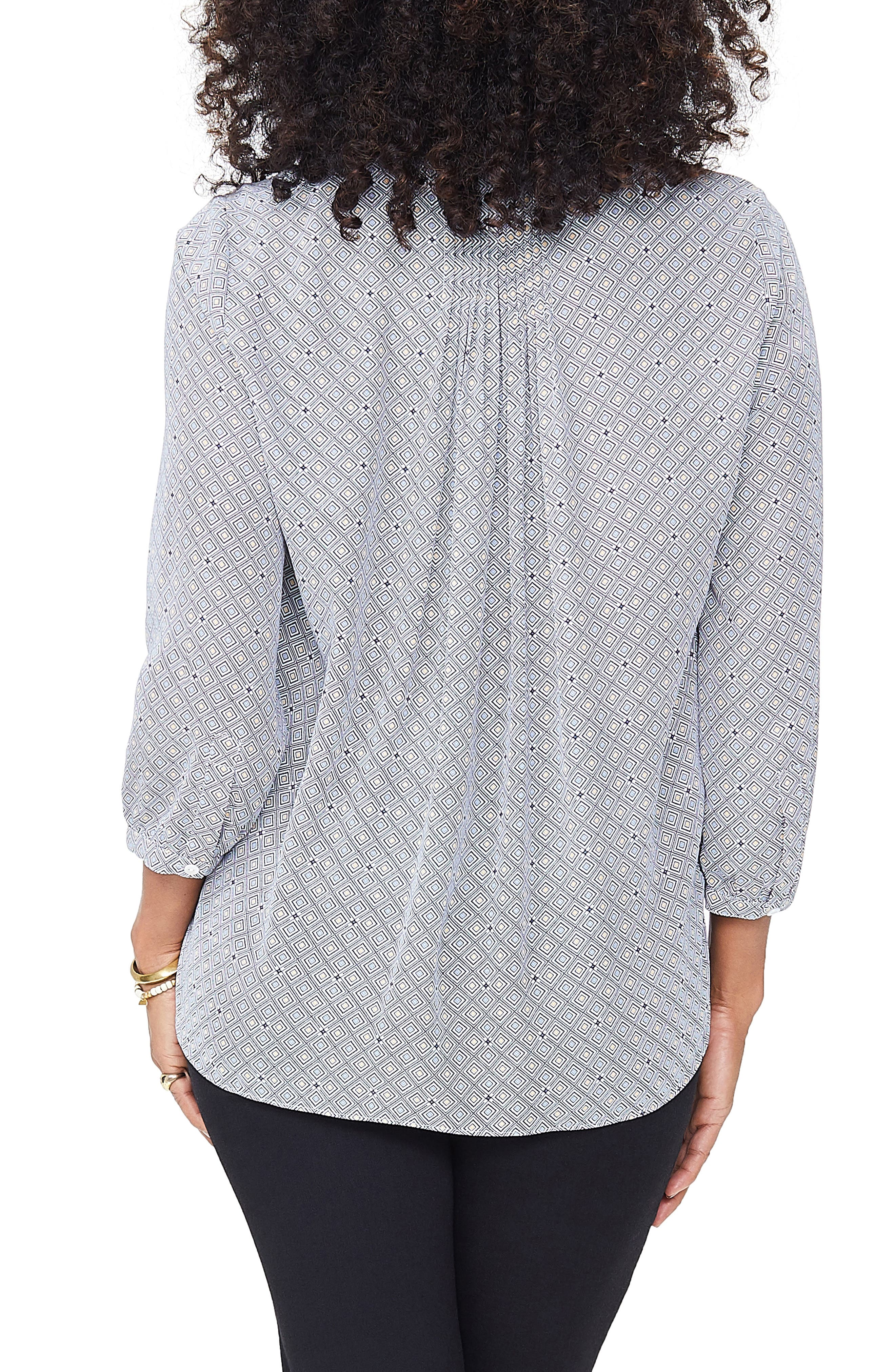 Banded Collar Shirt Nordstrom