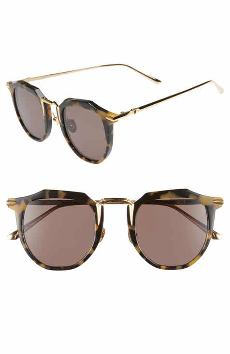 15efb89c91e VALLEY Chateau 48mm Round Sunglasses