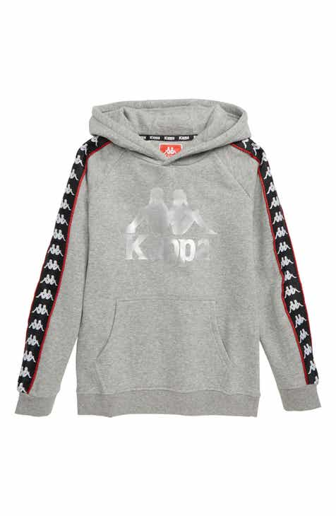 0c4ff9aaa79b Kappa Authentic Hurtado Zip Hoodie (Little Boys   Big Boys)