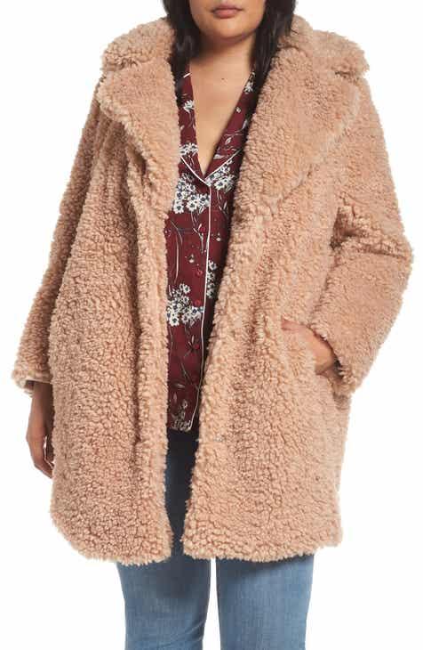 Women s Plus-Size Coats   Jackets   Nordstrom d9b96bcfe5