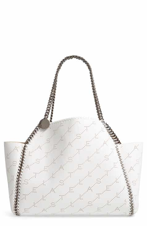b127083c0813 Stella McCartney Medium Falabella Logo Tote