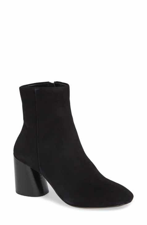 08aa23b35014f Linea Paolo Savvy Block Heel Bootie (Women)