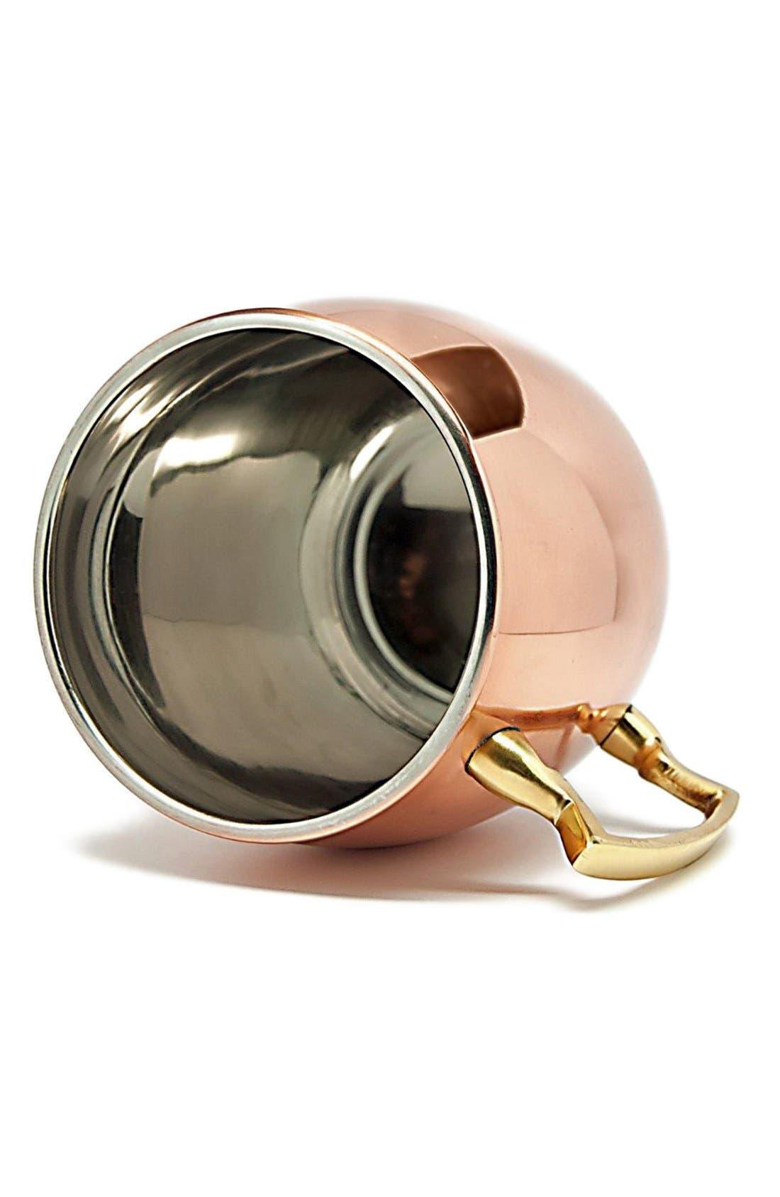 Alternate Image 4  - MG Décor 'Mom's' Copper Mug