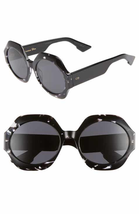 6bf2d6f9120 Dior Spirit1 58mm Geometric Sunglasses