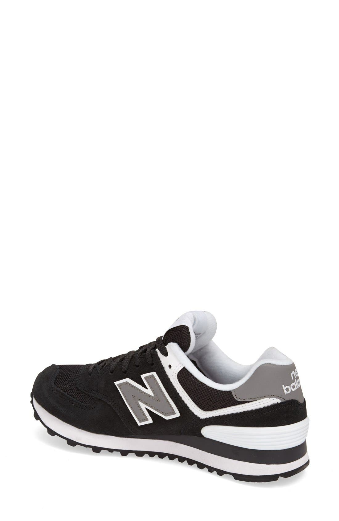 Alternate Image 2  - New Balance '574 Classic' Sneaker (Women)