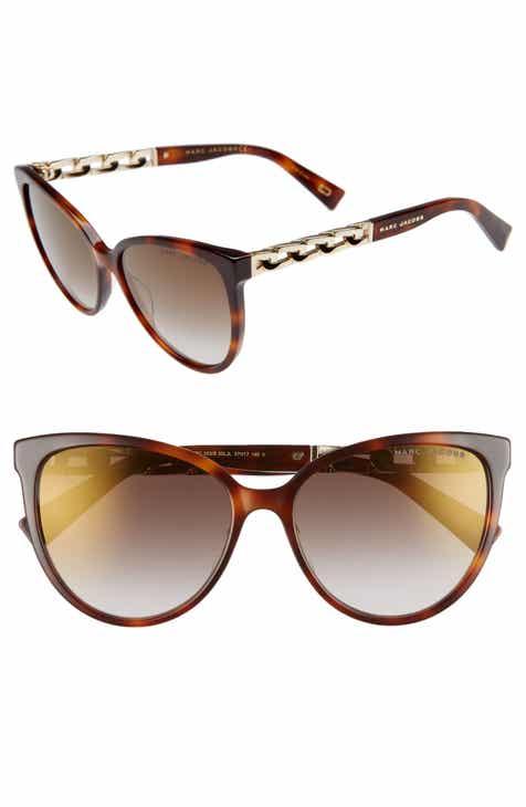 4560c89577b7 MARC JACOBS 57mm Gradient Cat Eye Sunglasses