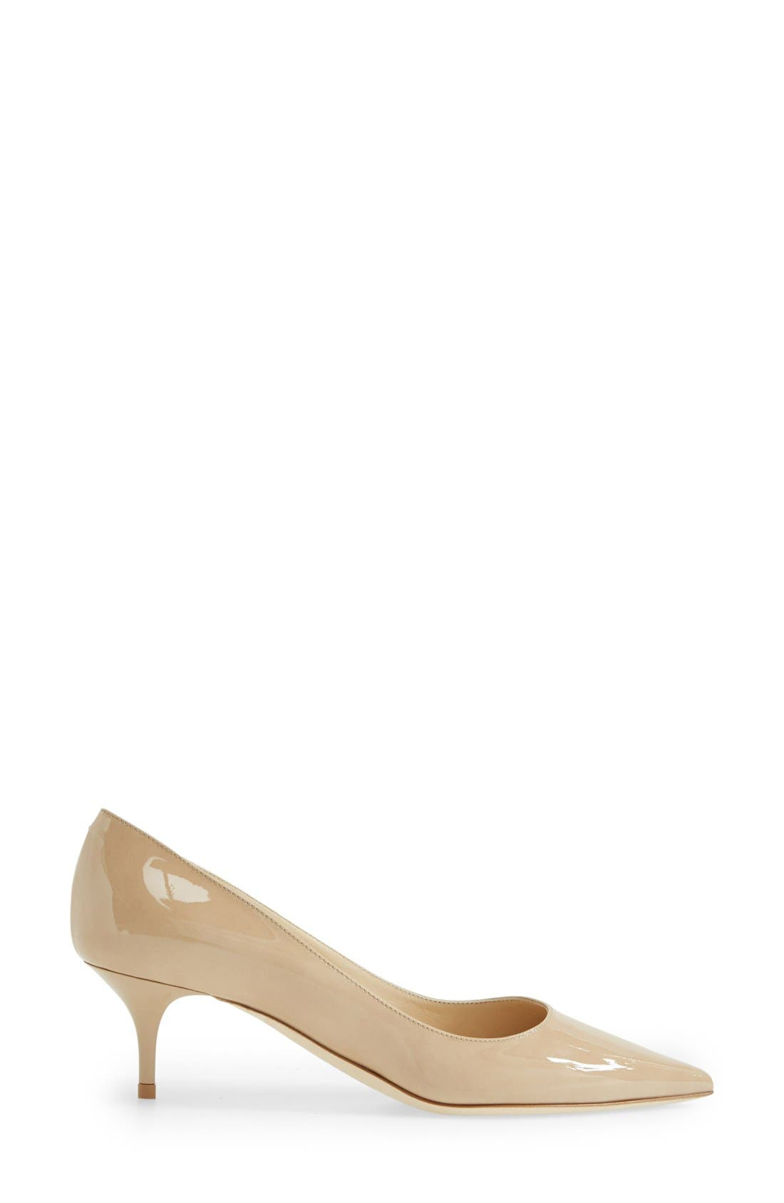 Alternate Image 4  - Jimmy Choo 'Aza' Pointy Toe Pump
