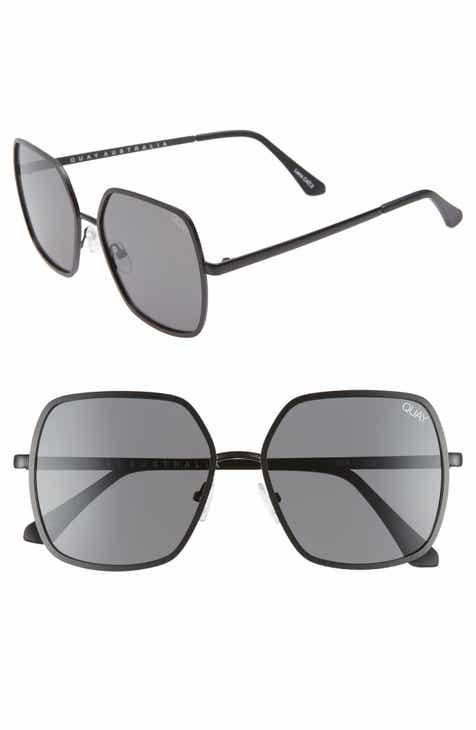 1d362e2406457 Quay Australia 57mm Square Sunglasses