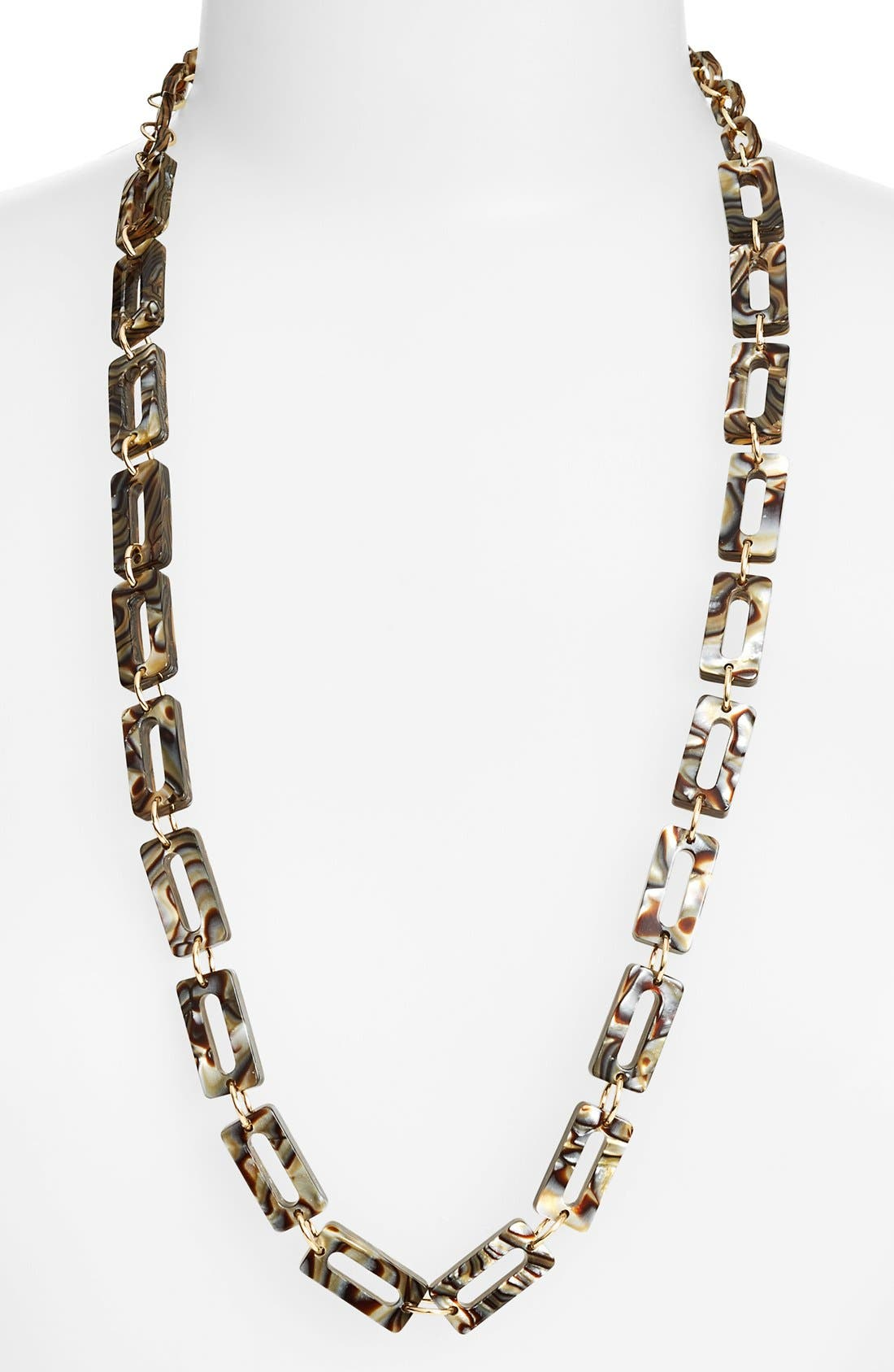 L. ERICKSON Mimi Link Necklace