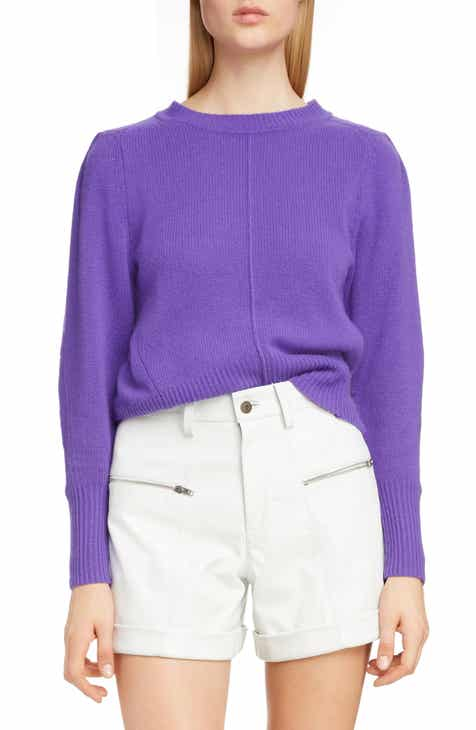 Isabel Marant Seamed Cashmere Sweater by ISABEL MARANT