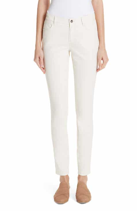 Lafayette 148 New York Mercer Coated Skinny Jeans by LAFAYETTE 148