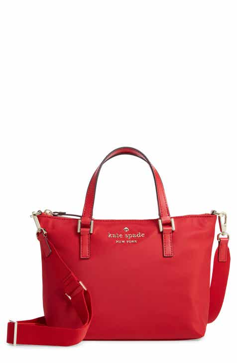Kate Spade New York Watson Lane Lucie Nylon Crossbody Bag