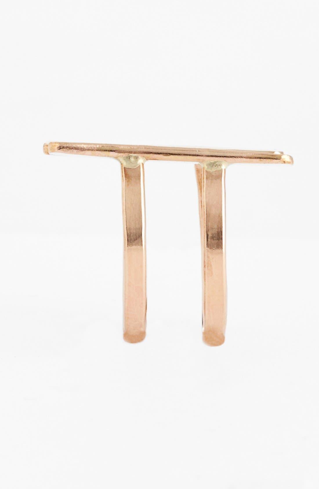 Alternate Image 2  - Ija Double Bar Open Ring