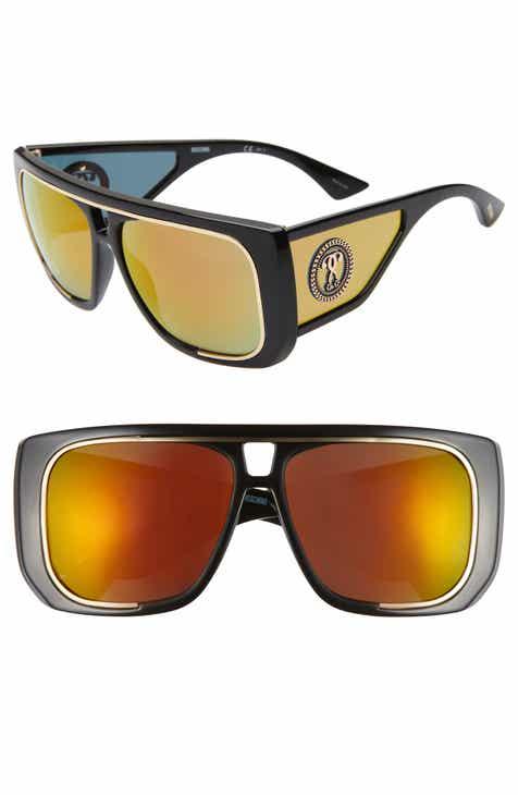 2ef17ba346 Moschino 58mm Flat Top Sunglasses
