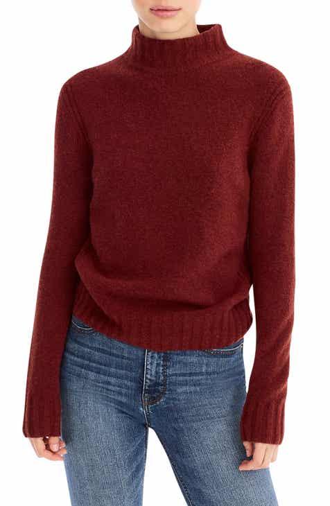 38a59b3741b73 Women s Mock Neck Sweaters