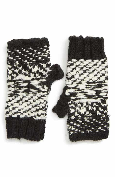 6c02449e629 Free People Keep Cozy Knit Fingerless Gloves