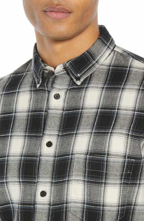 Levi's® Made & Crafted™ Standard Plaid Sport Shirt