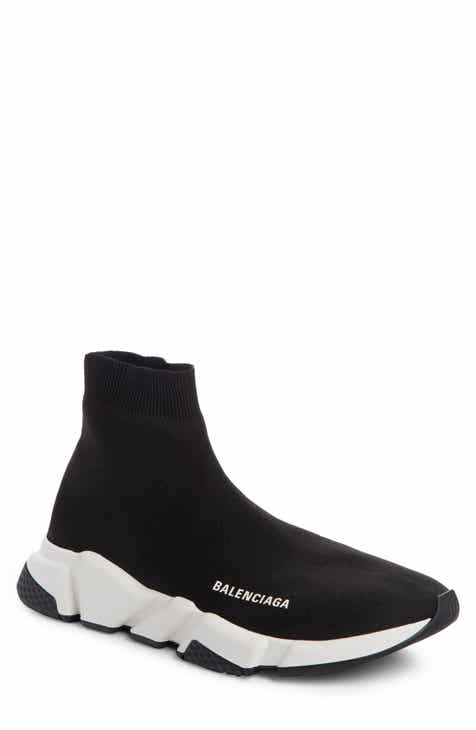 5bd5fcc8dd598 Balenciaga Speed High Slip-On (Men)