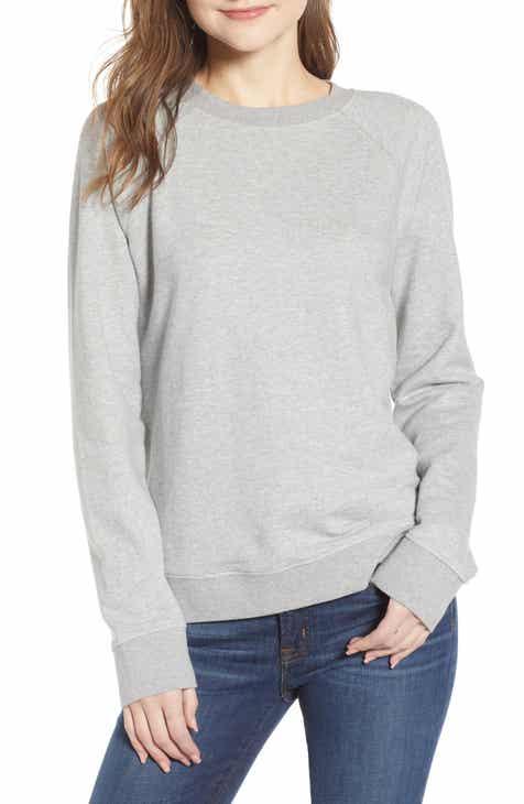 8290d06596f Women s Grey Sweatshirts   Hoodies