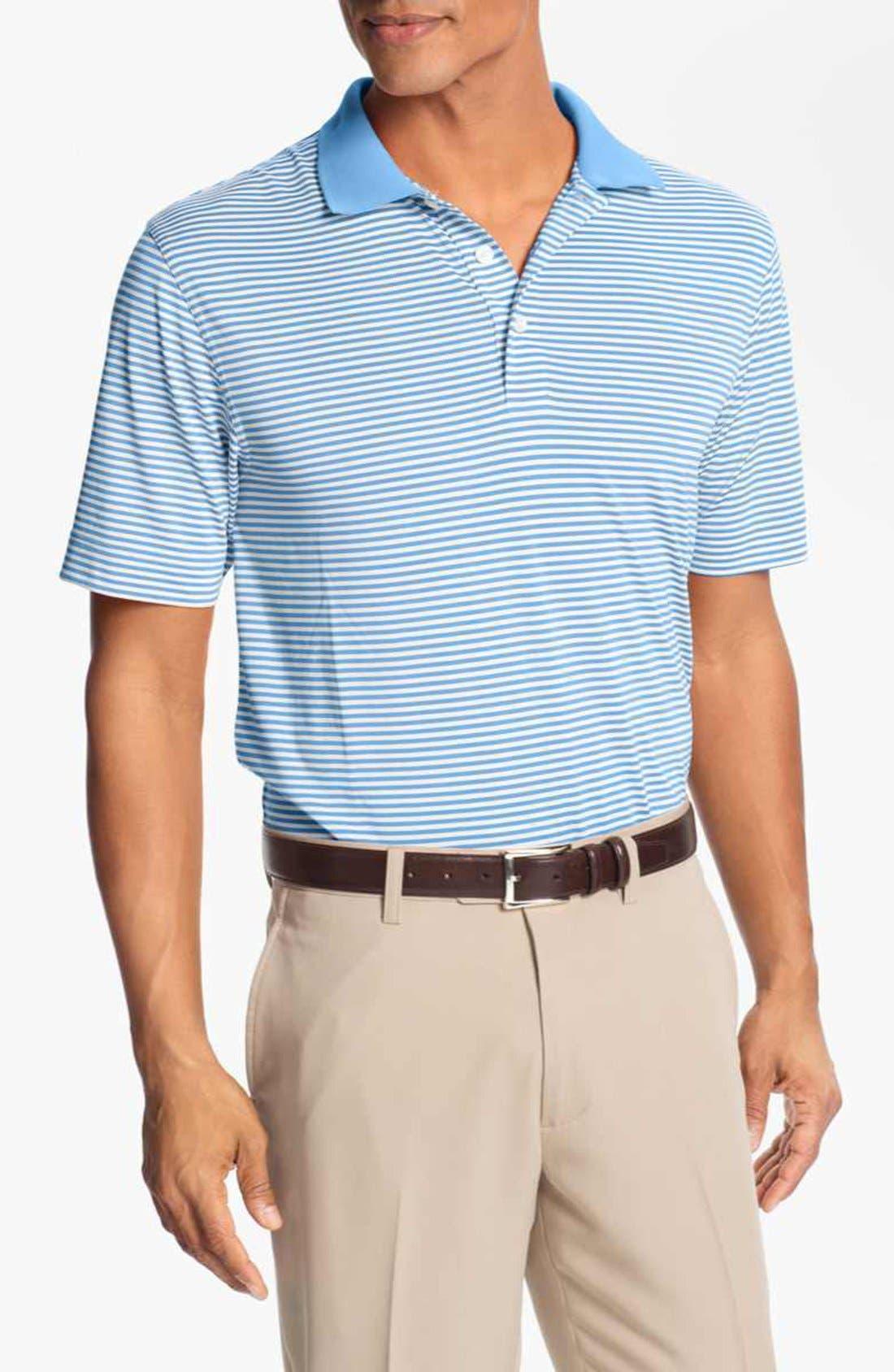 Cutter & Buck 'Trevor' DryTec Moisture Wicking Golf Polo (Big & Tall)