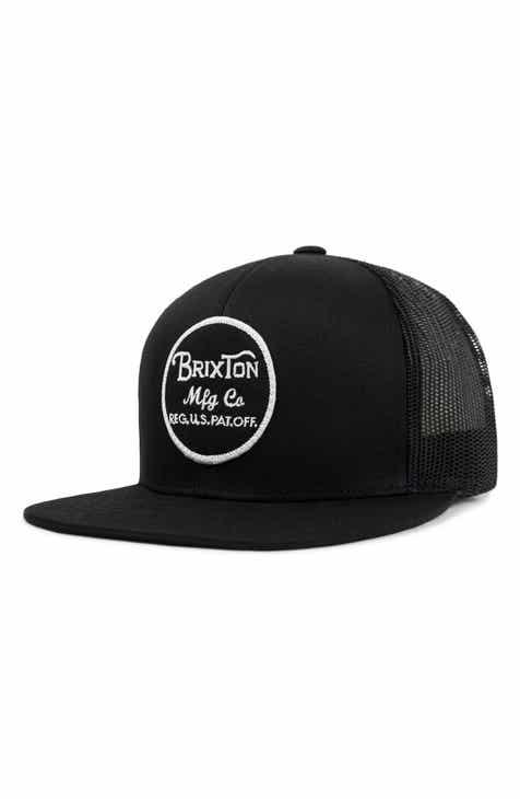 0faa0fcf5ef Brixton  Brood  Snapback Cap