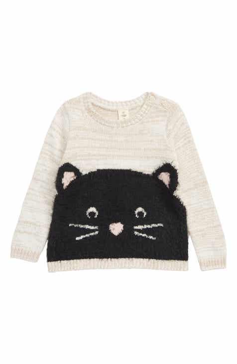 Tucker + Tate Cat Icon Sweater (Baby)