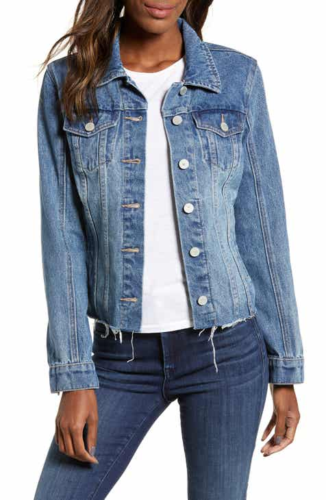 cee020430d2e BLANKNYC Zip Detail Denim Jacket