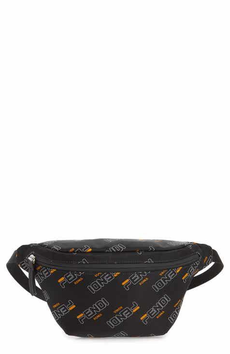 Fendi x FILA Logo Belt Bag (Little Kids) 72873afd55b1e