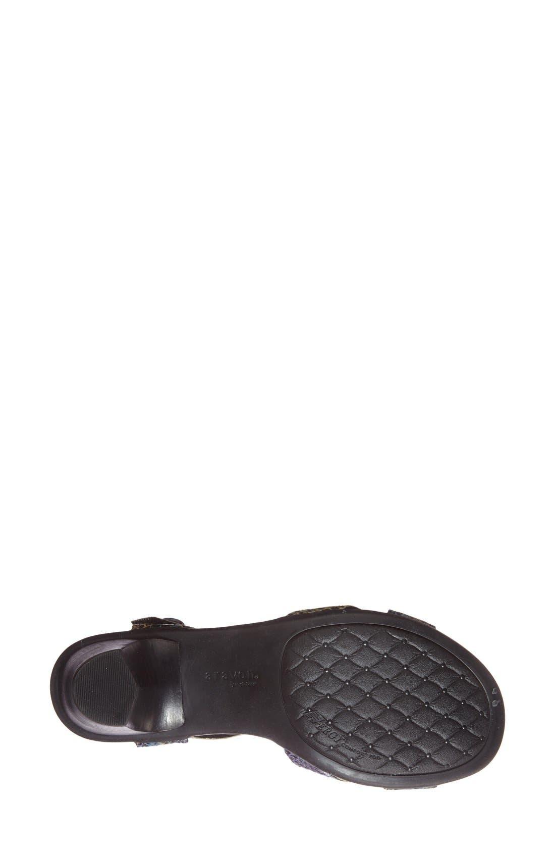 Alternate Image 4  - Aravon 'Mila' Sandal