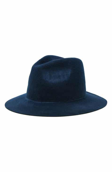 acfe7425c5 NOAKE Faye High Crown Wool Fedora