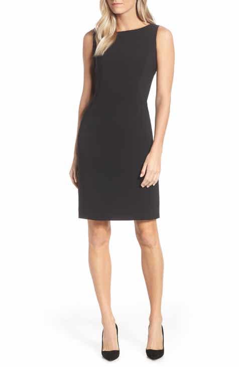 45b366b727ce Tahari By Arthur S Levine Crepe Sheath Dress. Tahari Women S Clothing  Nordstrom