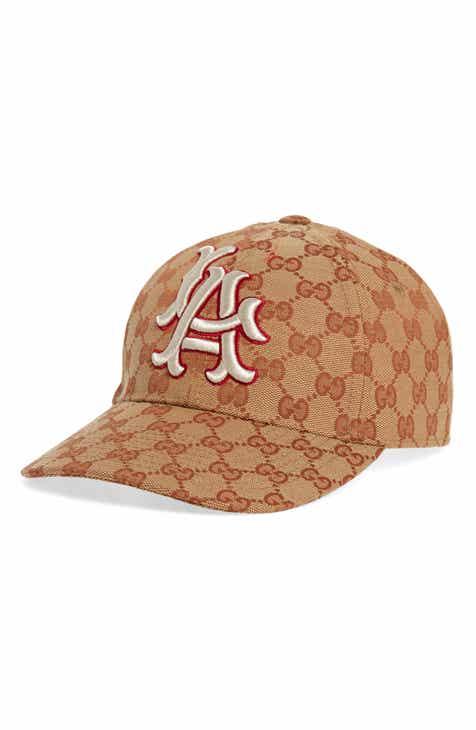 3149af43445 Gucci LA Original GG Canvas Baseball Cap