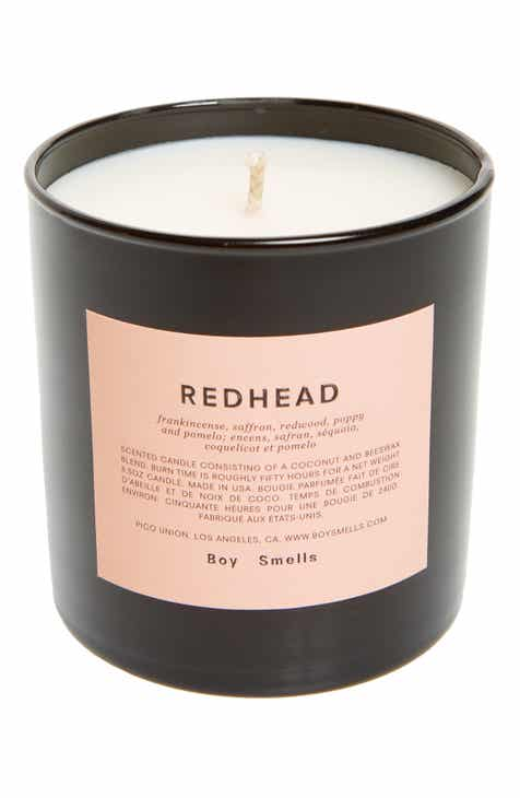 Boy Smells Redhead Scented Candle