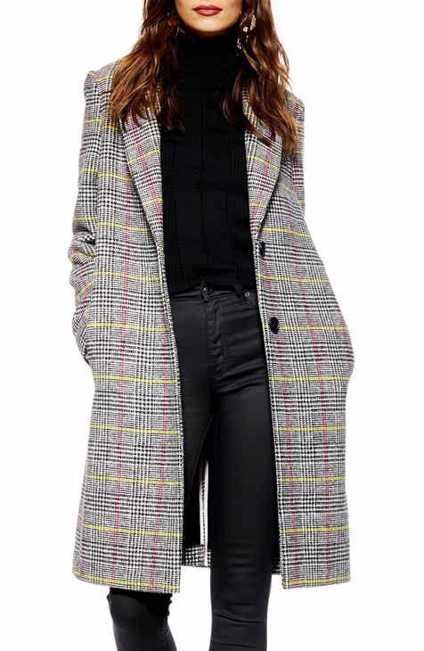 e2540c82ff5 Women s Plaid Coats   Jackets