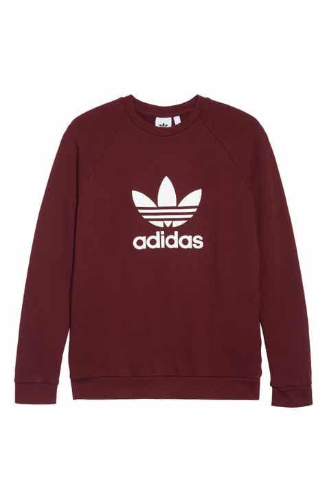 adidas Originals Trefoil Logo Sweatshirt 8434509b02