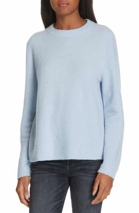 eabcaf6663fc5 Nordstrom Signature Cashmere Blend Bouclé Sweater